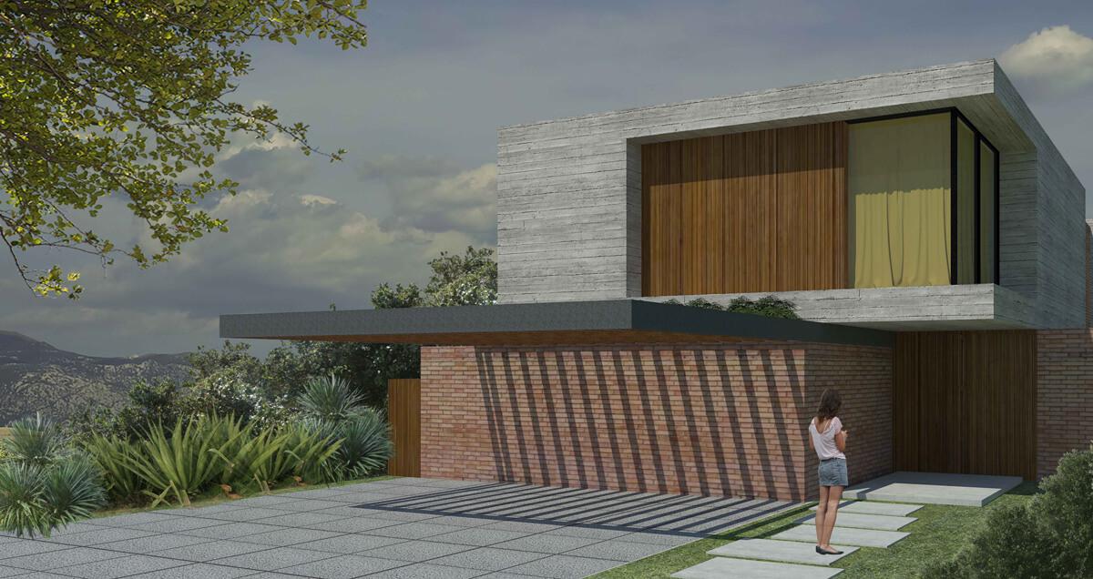 6130025408cbb Casa Bosque - RAWI ARQUITETURA + DESIGN - São Paulo - Escritório de ...